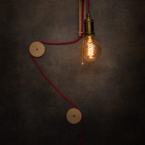 PINOCCHIETTO – Lampada da parete